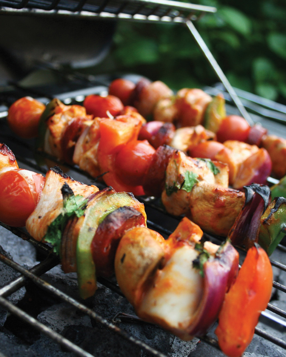 kabobs garlic lemon chicken kabobs marinated greek chicken kabobs ...