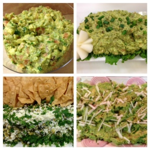 Winning recipes pictured. Starting in the top left and moving clockwise: Bernard (Lake Grove), Kim (Macadam),  Eli (Burnside), Robin (Belmont)